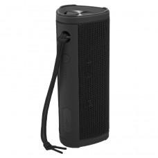 Bluetooth-колонка Partner/Olmio Jazz (10Вт, защита IPX6, AUX, microSD, 2000 mAh, до 15 часов) черная