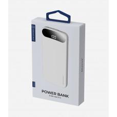 ЗУ Power Bank Breaking P202 10000 mAh белый