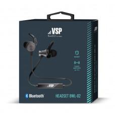 Bluetooth-наушники Borasco BWL-02 внутриканальные синие